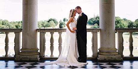 Queens House Greenwich Wedding Showcase tickets