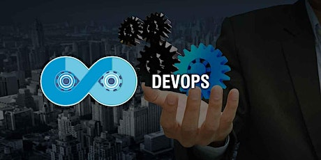 4 Weeks DevOps Training in El Paso   Introduction to DevOps for beginners   Getting started with DevOps   What is DevOps? Why DevOps? DevOps Training   Jenkins, Chef, Docker, Ansible, Puppet Training   April 6, 2020 - April 29, 2020 tickets