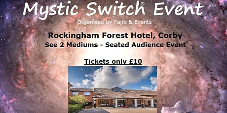Corby Mystic Switch tickets