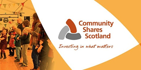 Community Business Matters - Community Shares Scotland Workshop - Stirling tickets