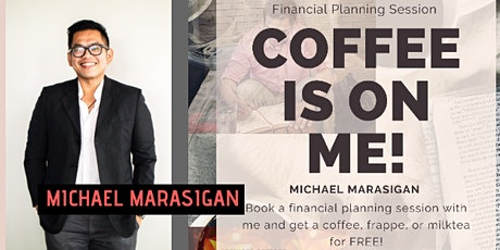 Financial Planning Session: Coffee Is On Me tickets
