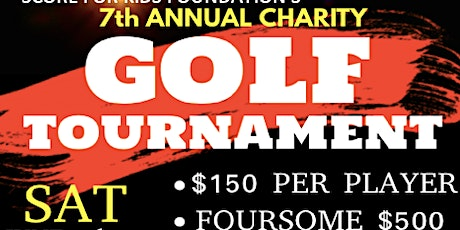 7th Annual Score for Kids Charity Golf tournament tickets