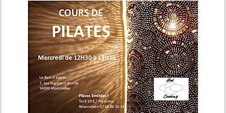 Cours de Pilates (centre ville Mtp) tickets