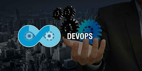 4 Weeks DevOps Training in Christchurch | Introduction to DevOps for beginners | Getting started with DevOps | What is DevOps? Why DevOps? DevOps Training | Jenkins, Chef, Docker, Ansible, Puppet Training | April 6, 2020 - April 29, 2020 tickets