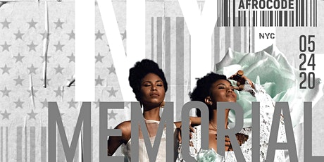 AfroCode NYC ALL WHITE Memorial Day WKND | Brunch + Day Party {Sun May 24} tickets