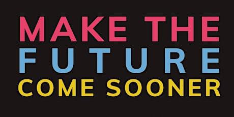 Inspiration Club Online - WARP Make the future come sooner biljetter