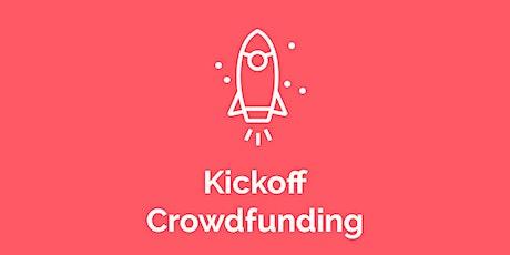 Kickoff Crowdfunding in Groningen tickets
