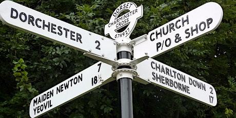 Fingerpost Restoration - Dorset AONB Taster Event tickets