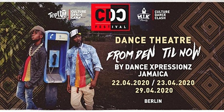 From Den Til Now (JAM) Dance Theatre - CDC Festival 2020 tickets