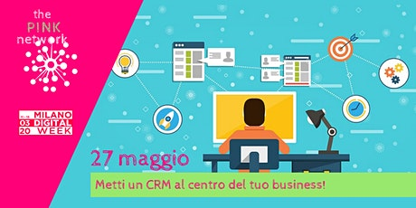 Metti un CRM al centro del tuo business! tickets