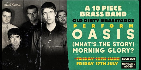 Oasis: (What's the Story) Morning Glory? Performed Live By A 10-Piece Brass Band tickets