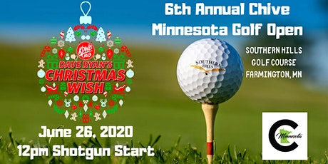 6th Annual Chive Minnesota Golf Open tickets