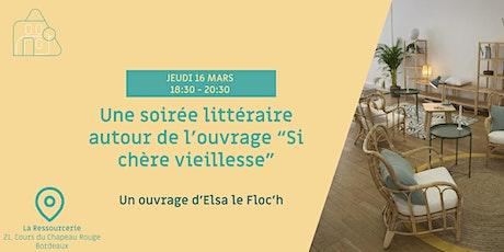 Une soirée littéraire avec Esla le Floc'h ! billets