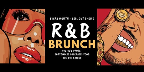 R&B Brunch April Manchester tickets