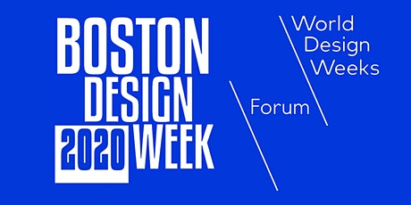 POSTPONED. -  World Design Weeks Forum tickets