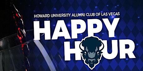 Howard University Alumni Club of Las Vegas Happy Hour tickets