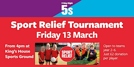 Friday Night 5s Sport Relief Tournament 2020 tickets