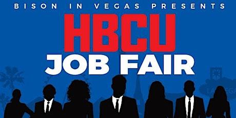Bison In Vegas Presents HBCU Job Fair tickets