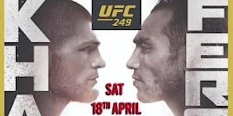 UFC 249 tickets