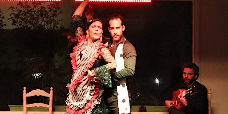 Show flamenco en Sevilla entradas