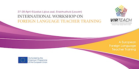 INTERNATIONAL WORKSHOP ON FOREIGN LANGUAGE TEACHER TRAINING tickets