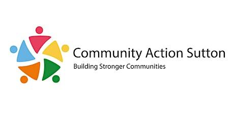 Sutton Community Fund Workshop tickets