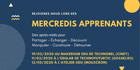 Les Mercredis Apprenants - Mouscron tickets