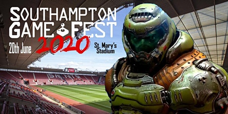 Southampton Game Fest 2020 tickets