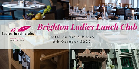 Brighton Ladies Lunch Club - 6th October 2020 tickets