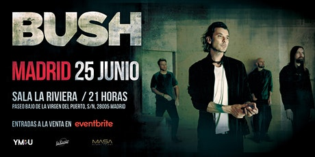 BUSH en Concierto tickets