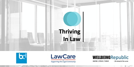 Thriving in Law Roundtable: Sleep tickets