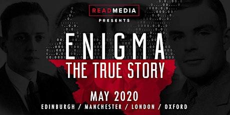 Enigma | The True Story | A Talk by Sir Dermot Turing in Edinburgh tickets