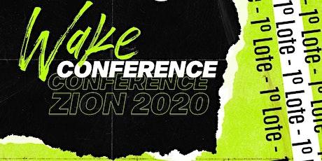 WAKE 2020 ingressos