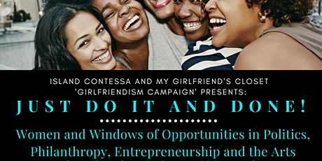 Women and Windows of Opportunity tickets