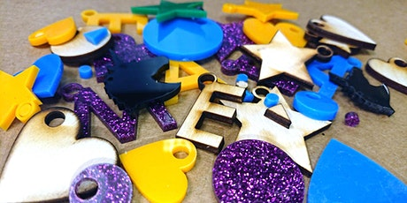 Jewellery Making with Laser Cut Charms tickets