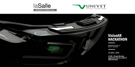 VisionAR Augmented Reality Safety Smartglasses Hackathon - CANCELED- tickets