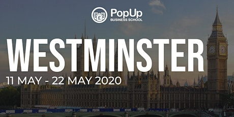 Westminster - PopUp Business School | Making Money from your Passion tickets