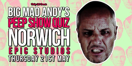 Big Mad Andy's Peep Show Quiz tickets