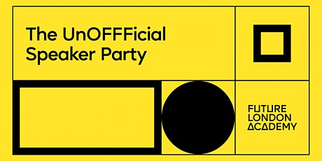 The UnOFFFicial Speaker Party entradas