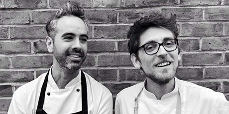 Guest Chefs Collaborations at Frog Hoxton - Kitchen FM tickets