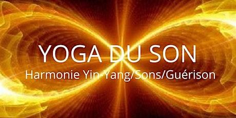 Yoga du son : Méditations du A et du O billets