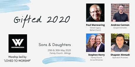 GIFTED CONFERENCE 2020 tickets