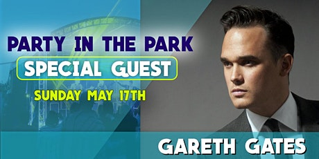 Gareth Gates Cornwall tickets
