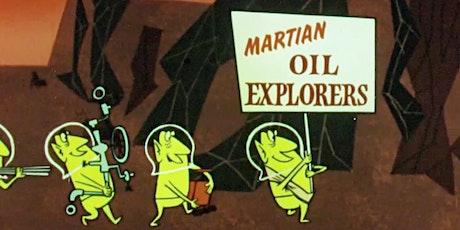 Vintage Movie Night: Propaganda Cartoons [CANCELED] tickets