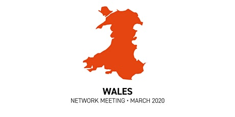 Wales network meeting tickets