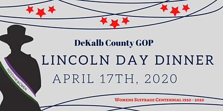 Annual DeKalb County Republican Lincoln Day Dinner tickets