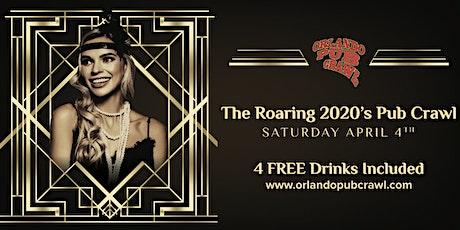 The Roaring 2020's Pub Crawl tickets