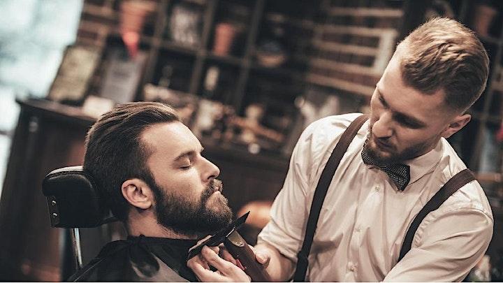 Imagem do evento Curso de barbeiro cabeleireiro  em Porto Alegre