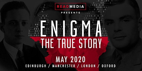 Enigma | The True Story | A Talk by Sir Dermot Turing in Manchester tickets