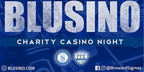 2020 Blusino Charity Casino Night tickets